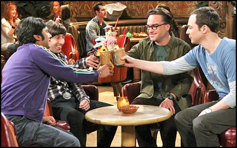 The Big Bang Theory Drinking Game - theChuggernauts.com