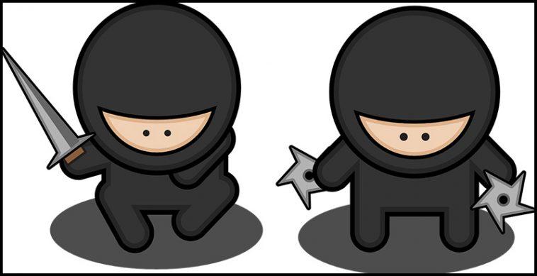 Happy Ninja Star Drink Fun Time Drinking Game - the chuggernauts