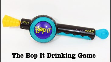 Slop-It The Bop It Drinking Game - the chuggernauts