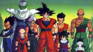 The Dragon Ball Z Drinking Game - the chuggernauts