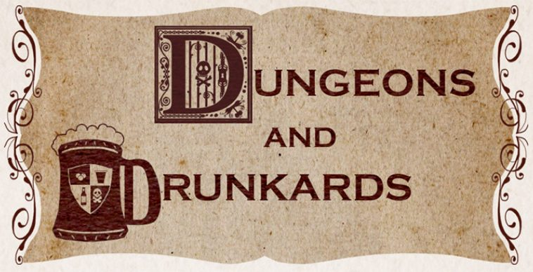 Dungeons and Drunkards Rules
