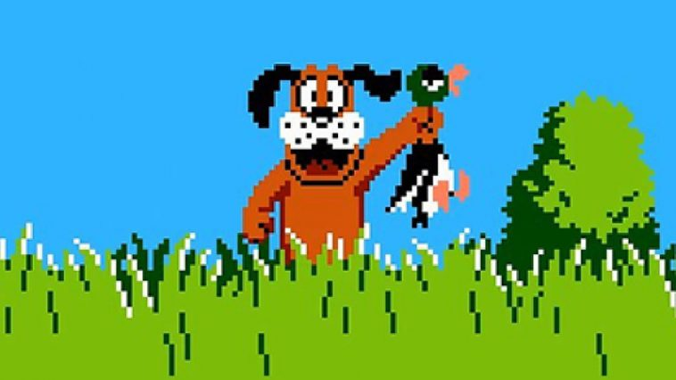 The Duck Hunt Drinking Game
