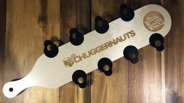 Mini Flip Cup - the chuggernauts