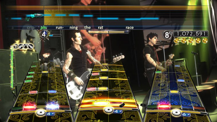 Guitar Hero Drinking Game