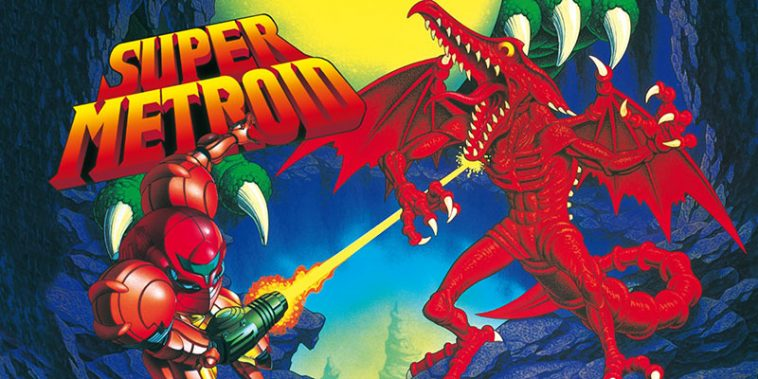 The Super Metroid Drinking Game