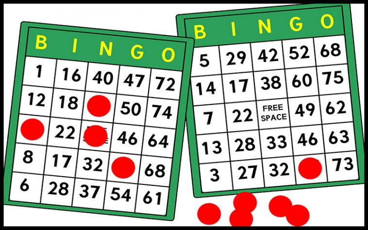 Blitzed Bingo