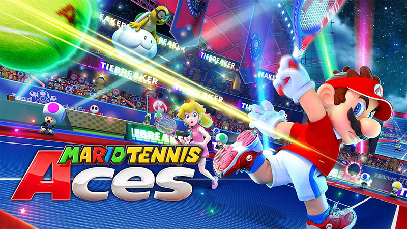 The Mario Tennis Aces Drinking Game - the chuggernauts
