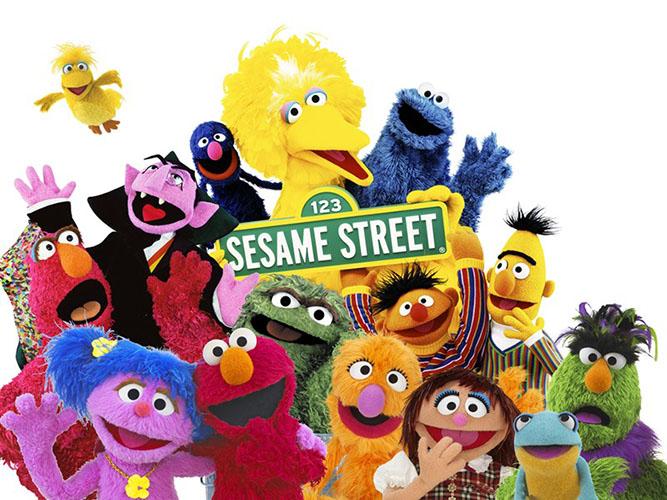 Sesame Street Drinking Game