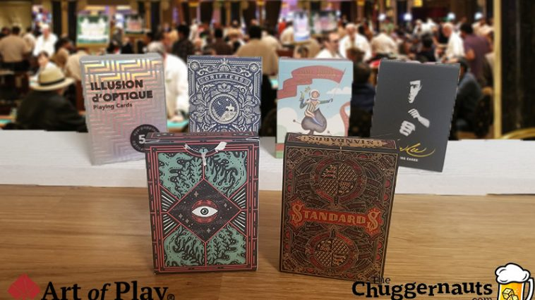Art Of Play Playing Card Review by TheChuggernauts.com