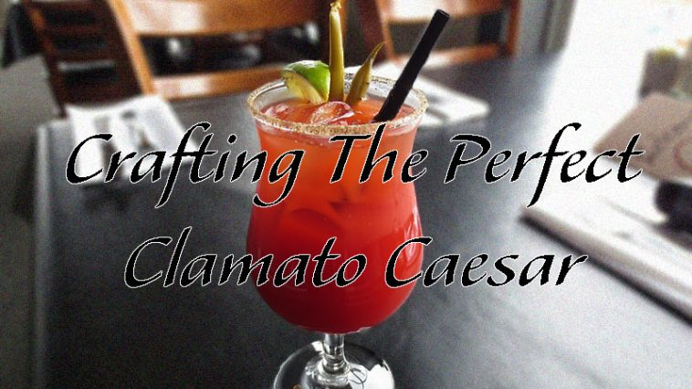 Caesar Cocktail Recipe by www.thechuggernauts.com