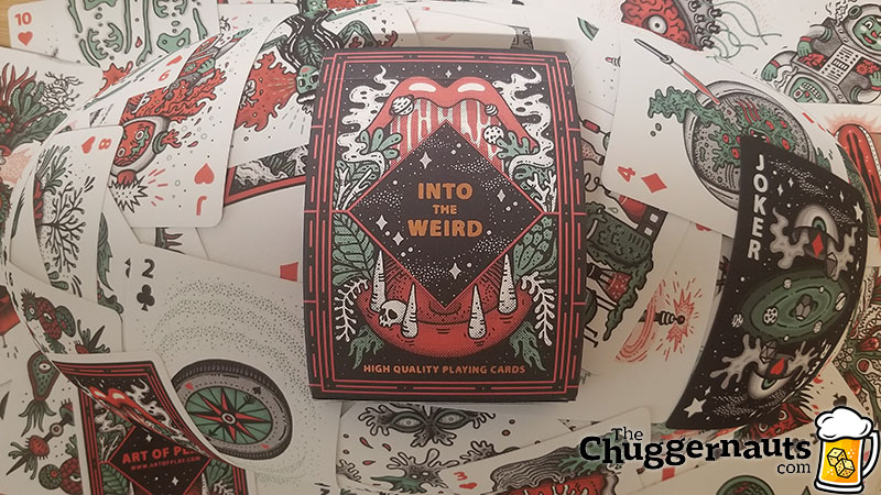 Into The Weird Review by www.thechuggernauts.com