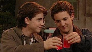 Boy MEets World Drinking Game by TheChuggernauts.com