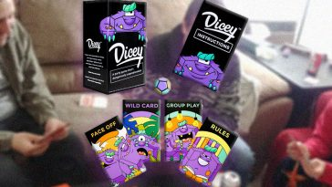 Dicey Review by The Chuggernauts