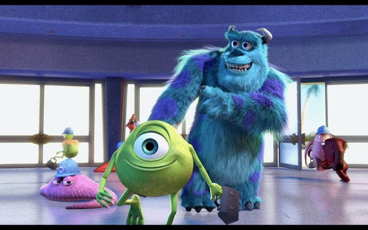 Monsters Inc Drinking Game by www.thechuggernauts.com