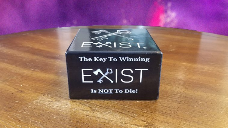 Exist Card Game Review by www.thechuggernauts.com