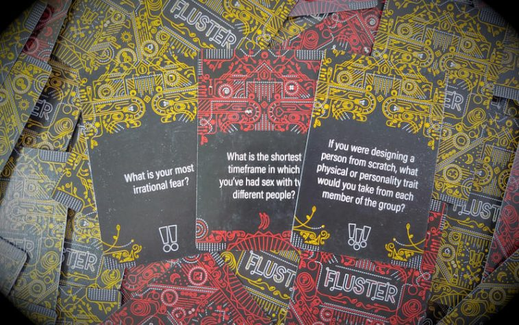 Fluster Review by www.thechuggernauts.com