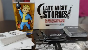 Late Night Stories Review by www.thechuggernauts.com