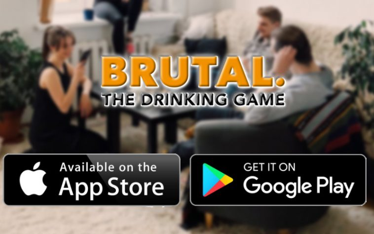 Brutal Drinking Game Review by www.thechuggernauts.com