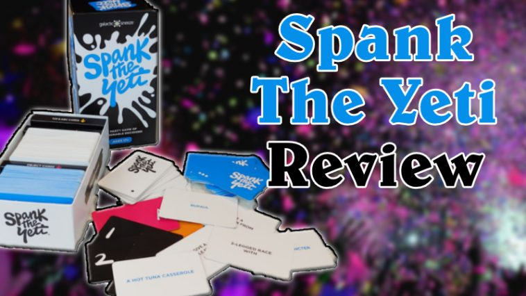 Spank The Yeti Review by www.thechuggernauts.com