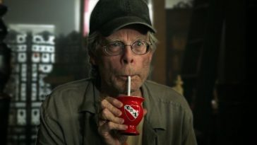 Stephen King drinking game by www.thechuggernauts.com