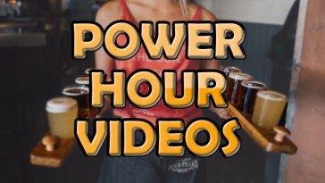 Power Hour Videos by www.thechuggernauts.com